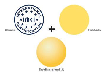 IMCI Logoentwicklung